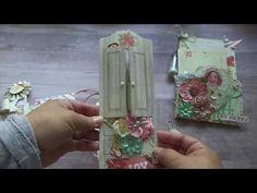 Stand Up Loaded Bag Flip/ Tutorial Pocket Envelopes, Paper Envelopes, Envelope Tutorial, Christmas Envelopes, Christmas Paper Crafts, Pocket Letters, Scrapbook Cards, Scrapbooking, Happy Mail