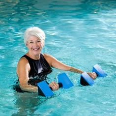 Turn on the Heat Warm water and light exercise…ahh. This soothing combo is a winner to help ease the pain of fibromyalgia