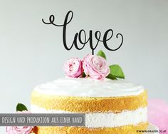 Etsy, Vanilla Cake, Cake Toppers, Desserts, Food, Cake Ideas, Handmade, Hochzeit, Tailgate Desserts