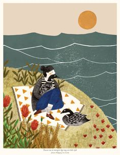 Flow_Magazine_Liekeland_Illustration02 Lieke van der Vorst