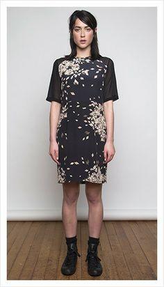 frost tunic | winter 2014 collection | juliette hogan
