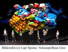 SH_RECHNITZ_PRESSE_c_LUPI_SPUMA - Anfertigung aufblasbarer Kunstwerke nach Vorlage ... Suchbegriffe: aufblasbare Bühnenbilder, aufblasbare Bühnendeko, aufblasbare Messeobjekte ...