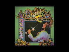 The Kinks - Acute Schizophrenia Paranoia Blues - LIVE