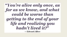 Edward Albee | #quote