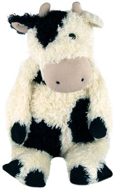 stuffed animal cows!