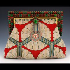 artists, fashion, art crafts, antique glass, antiqu woven, artist 2011, art deco accessories, unusual handbags, vintag purs