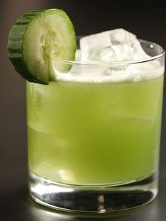 1½ oz. Voli Vodka¾ oz. cucumber juice ½ oz. agave necter½ oz. lime juiceCombine all ingredients in a glass and stir.Source: Windsor Gansevoort Park Courtesy Image -Cosmopolitan.com