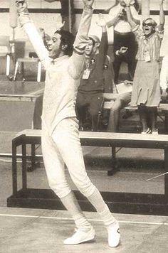 Paolo Dal Zotto,   fioretto Montreal 1976