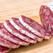 Learning how to make venison salami is actually easier than it sounds. While the salami elitists might insist that you have a lot of expensive equipment like an electric meat grinder, a sausage stuffer, sausage casings and a deli slicer, you don't need it. It is possible to make delicious venison salami very inexpensively and easily.