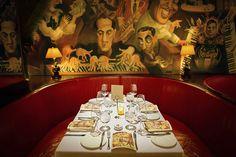 The Monkey Bar Veranda Magazine, York Restaurants, Cocktail Menu, Travel Memories, Architectural Elements, Fine Dining, Old And New, Monkey, Art Deco