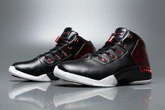 Air Jordan 17 Black Gym Red University