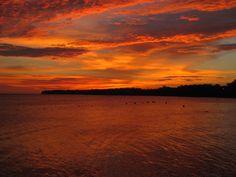 Kelley's Island sunrise :)