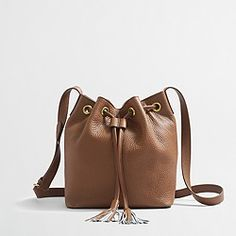 I need a new purse, and I really like this bucket bag, it's just perfect.