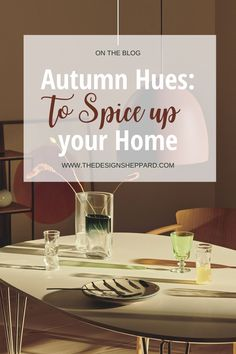 Create warmth and comfort with autumnal hues in interiors this season. Think terracotta, russet, burnt orange, ochre, mustard, and blush pink. These earthy tones are a great way to create a grounded feel in your home and to make it feel extra cosy.  #earthycolours #autumncolours #homeinteriors #autumndecor Furniture Village, Oak Furniture Land, White Oak Wood, Living Room Green, Different Textures, Color Of The Year, Autumnal, Burnt Orange, Spice Things Up