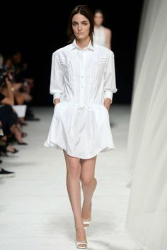 nina ricci spring 2014 4 5 Stunning Paris Fashion Week Spring/Summer 2014 Trends