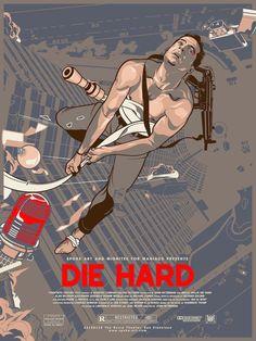 Die Hard - Vincent Rhafael Aseo ----