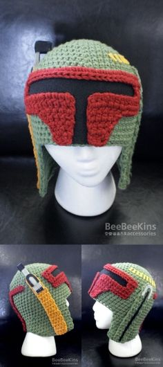 I love this but since my hubby would never actually wear it I won't waste my time trying to knit it