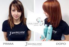 #color #colore #capelli #rame #red #oxilockplasma #jeanpaulmynè