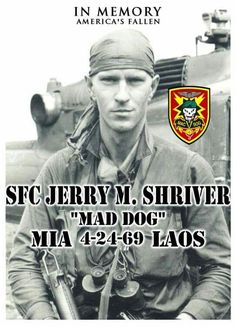 Jerry was always ready. A couple of MP picked him up for a  curfew violation in Saigon. Gave them one gun, kept 7 other weapons that they never checked him for.    RIP Jerry