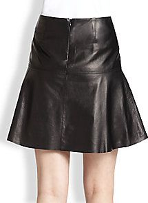 #Saks Fifth Avenue        #Skirt                    #Vince #Leather #Fit-&-Flare #Skirt #Saks #Fifth #Avenue #Mobile              Vince - Leather Fit-&-Flare Skirt - Saks Fifth Avenue Mobile                                            http://www.seapai.com/product.aspx?PID=538113
