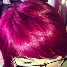 New Magenta intensity from Joico! Love!!