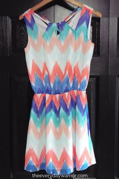 Olive & Oak Phoenix Dress Love the pattern, colors, and style of this! Please send in my next fix!!!