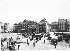 Grote Markt, zuidzijde