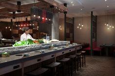 Qimin Hot Pot Restaurant by Hot Dog Decor Interior Design, Shanghai   China restaurant