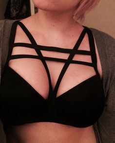 Hand sewn, custom made bra harness. Bras are made to fit your measurements, so please include your bra band measurement and length from the bottom - open lingerie, buy lingerie online, australian intimates *sponsored https://www.pinterest.com/lingerie_yes/ https://www.pinterest.com/explore/lingerie/ https://www.pinterest.com/lingerie_yes/lingerie/ https://lonelylabel.com/t/categories/lonely/bras