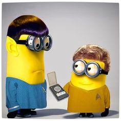 A fofura dos Minions encontra personagens da cultura pop - Slideshow - AdoroCinema