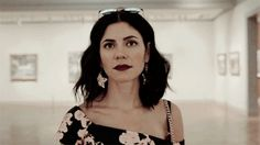 """Marina and the Diamonds."" I desperately want Marina to write a book, or release a documentary. She's so intelligent-ale"