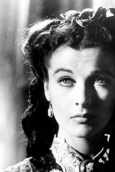 Gone with the Wind :) Vivien Leigh is gorgeous