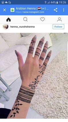 51 Super Ideas For Tattoo Finger Simple Mehndi Designs