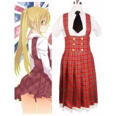 Axis Powers Hetailia Gakuen School Uniform Cosplay Costume For Sale