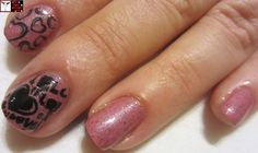 The Nail Junkie: MANI TIME! Me and Kim's Nails and a SPECIAL NEW POLISH SNEAK PEAK!!!!