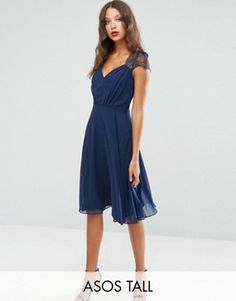 $91 and for tall people! TFNC Tall Wedding Pleated Maxi Dress ...