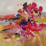 Hervé LENOUVEL, huiles sur toiles Abstract Landscape, Landscape Paintings, Abstract Art, Herve, Painting Inspiration, Art Sketches, Art Photography, The Incredibles, Artwork