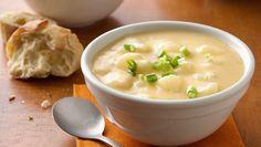cheesy soup potato