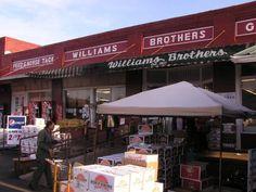 6. Williams Brothers, Philadelphia