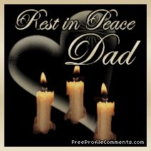 86 Best Rest In Peace Dad images in 2019   Miss you dad ...