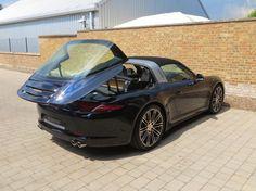 Porsche 911 (991) Targa 4S