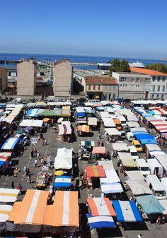 Forains - Centre Commercial Les Puces de Marseille