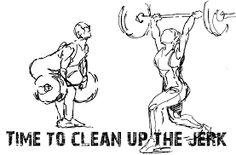 W.O.D. FRIDAY, JANUARY 30, 2015  TET 21 CLEAN/JERK  (60%) 31 BB SQUAT THRUST/POWER CLEAN 41 ALL STAR PUSH UP ***TIME***