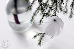 Oravanpesä | Paperipallo-koriste