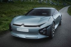 Low slung yet incredibly roomy, the Citroen Cxperience Concept is a bold vision…