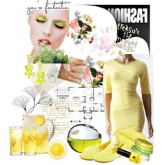"""summer"" by uptodatefashion-julia on Polyvore"