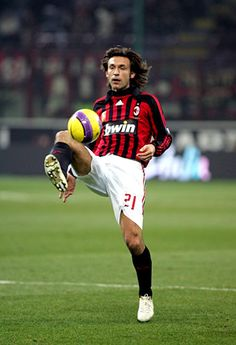 Pirlo - Milan AC