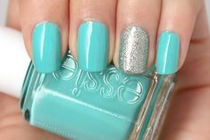 From Head To Toe: Manicure Monday: Essie Where's My Chauffeur? & Beyond Cozy