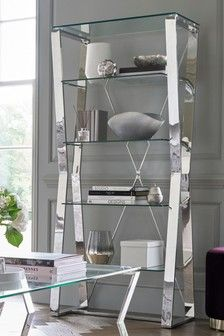 New Claro Tall Shelves 499 Tall Shelves Shelves Glass Furniture
