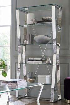 New Claro Tall Shelves 499 Tall Shelves Shelves Glass Furniture